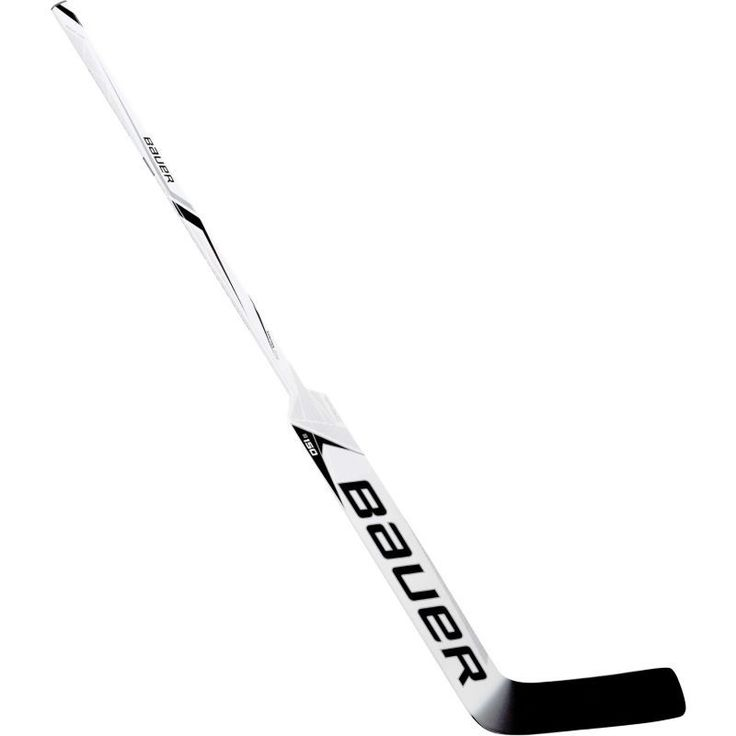 Bauer Intermediate Supreme S150 Ice (White) Hockey Goalie Stick