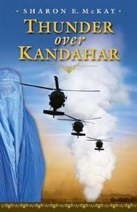http://www.adlibris.com/se/organisationer/product.aspx?isbn=1554512662   Titel: Thunder over Kandahar - Författare: Sharon E. McKay, Rafal Gerszak, Sharon E. McKay - ISBN: 1554512662 - Pris: 134 kr