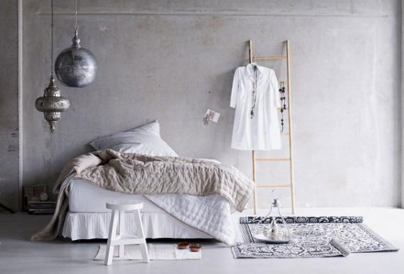 Wandfarbe Grau - Wohnen und einrichten mit der Trendfarbe - [LIVING AT HOME]