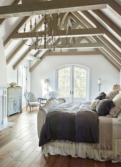 1000 Ideas About Vaulted Ceiling Bedroom On Pinterest