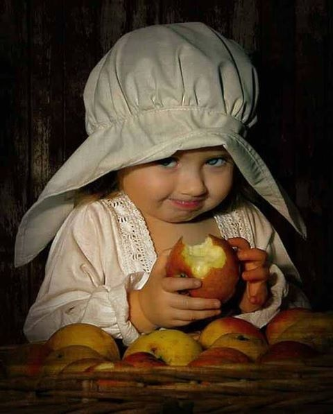 An apple a day......