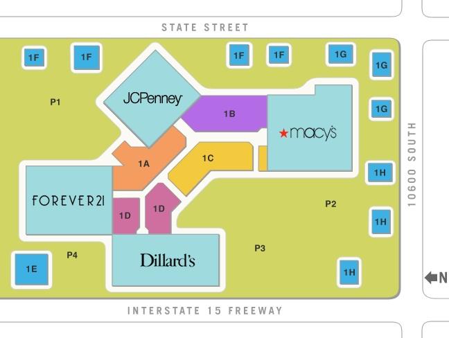Boise Towne Square Map. Boise Towne Square Map With Boise Towne ...