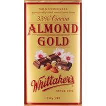Almond Gold. Best choco! NZ made ;)
