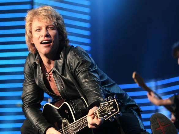 Happy Birthday Jon Bon Jovi !!! See more pics of him on hr1.de!