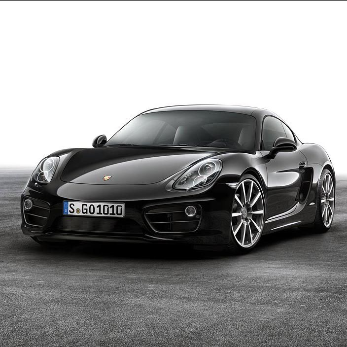 Porsche Cayman Black Edition. http://porsche.com/international/models/cayman/cayman-black-edition/