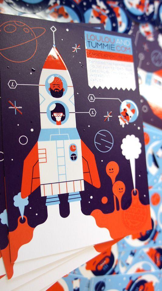 40 eye-catching flyer designs   Graphic design   Creative Bloq: