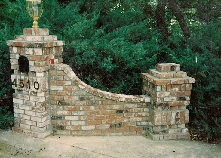 Driveway Entrance Pillars : Best images about driveway pillars on pinterest entry