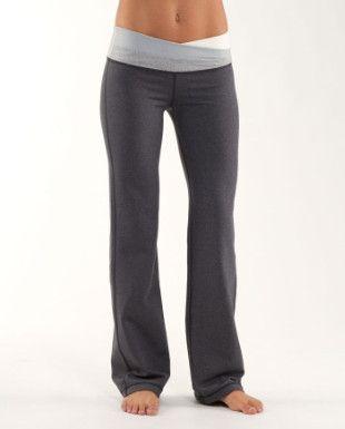 lululemon yoga pants. these look super comfy.