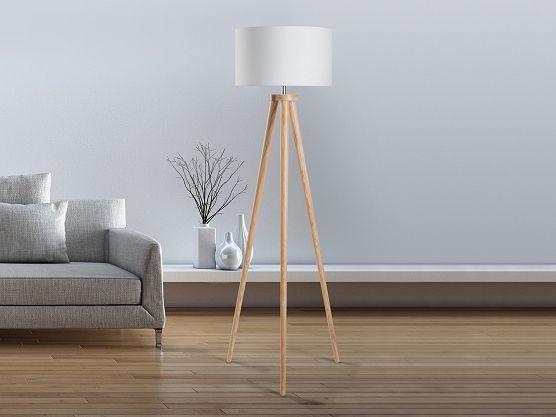 1000 id es sur le th me lampe pied bois sur pinterest for Lampe sur pied moderne