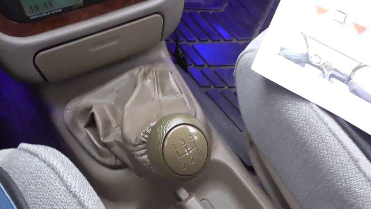 Ошибки при переключении передач на механике.