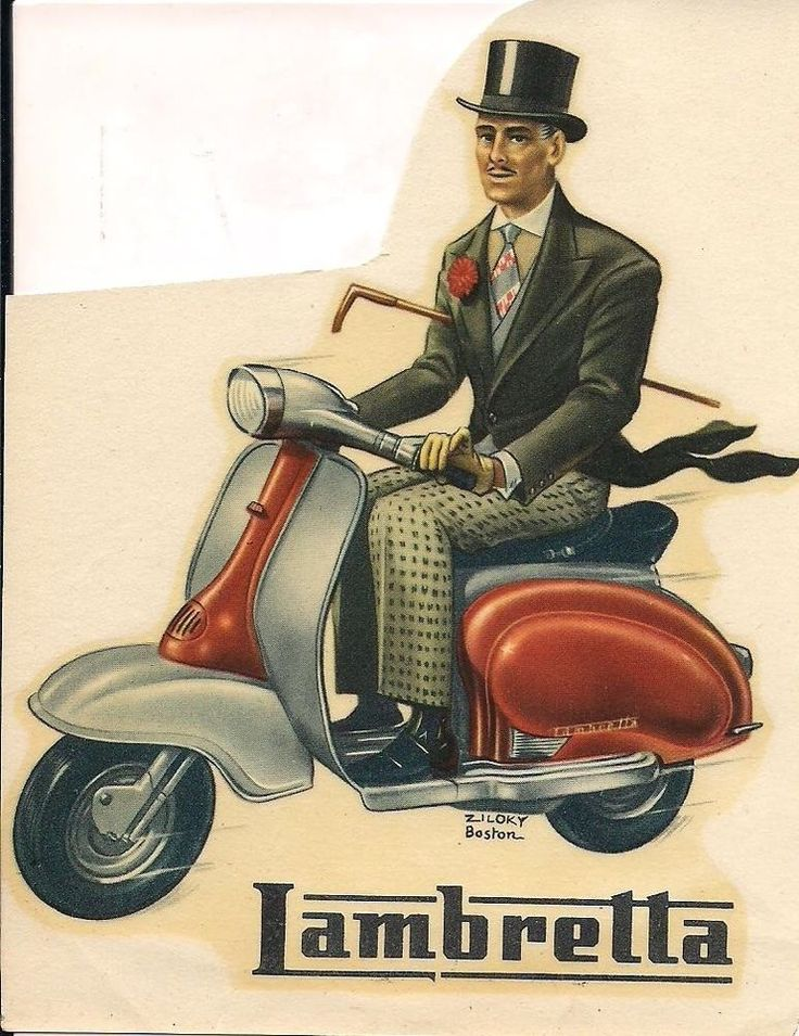 1000+ images about Lambretta on Pinterest | Motor scooters ...