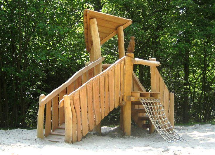 Stunning Spielturm f r Kleinkinder Kleinkinderturm Spielplatzger te f r den Kleinkinderbereich Spielplatznorm DIN EN Sicherheit Qualit t