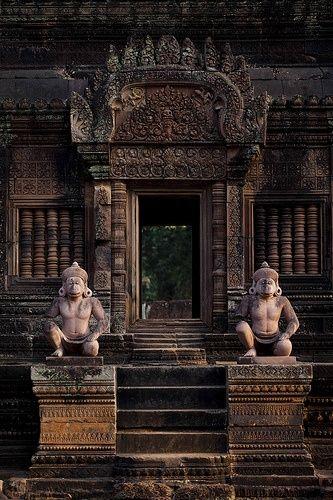 Banteay Srey- Cambodia