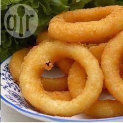 Photo de recette : Rondelles d'oignon