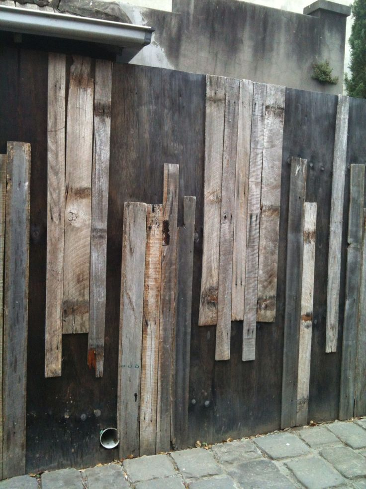 Fence in St Kilda