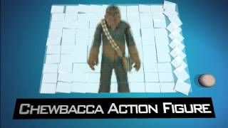 chewbacca action figure - YouTube