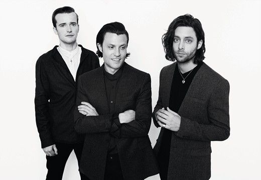 Sam Doyle, Orlando Weeks and Felix White // The Maccabees