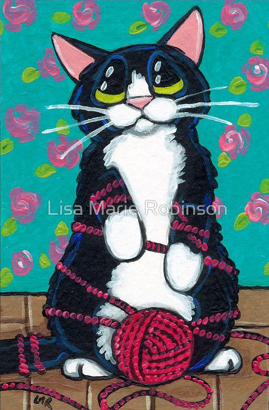 Tangled Tom by Lisa Marie Robinson