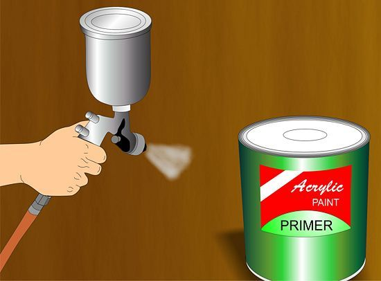 """""""How to"""" paint with an Air Compressor. After the initial attachment purchase this is probably cheaper than all those spray paint cans for a big project!"""