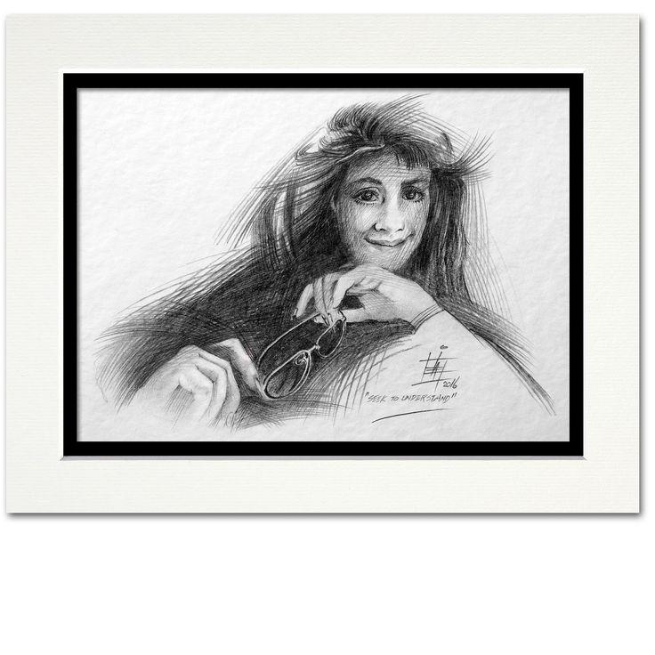 SEEK TO UNDERSTAND - You will find pleasant rewards - Ian Anderson Fine Art http://ianandersonfineart.com/blog/