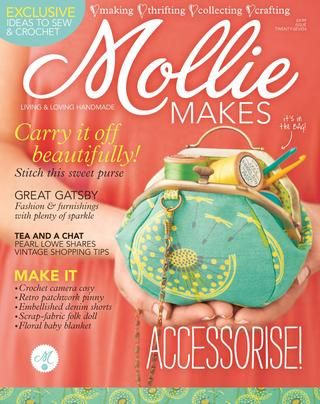 Mollie Makes issue 27