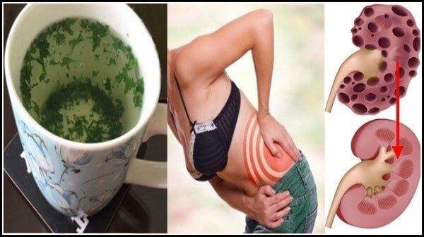 Pomocí tohoto přírodního nápoje vyčistíte své ledviny téměř okamžitě