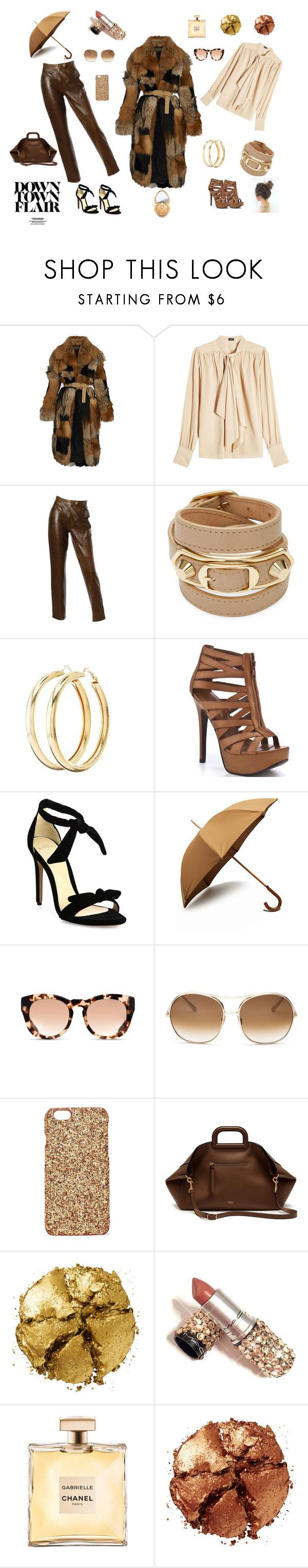 style inspiration by joy-huntley on Polyvore featuring Joseph, Louis Vuitton, Burberry, Alexandre Birman, Chinese Laundry, Mulberry, Balenciaga, Charlotte Russe, Chloé and Michael Kors