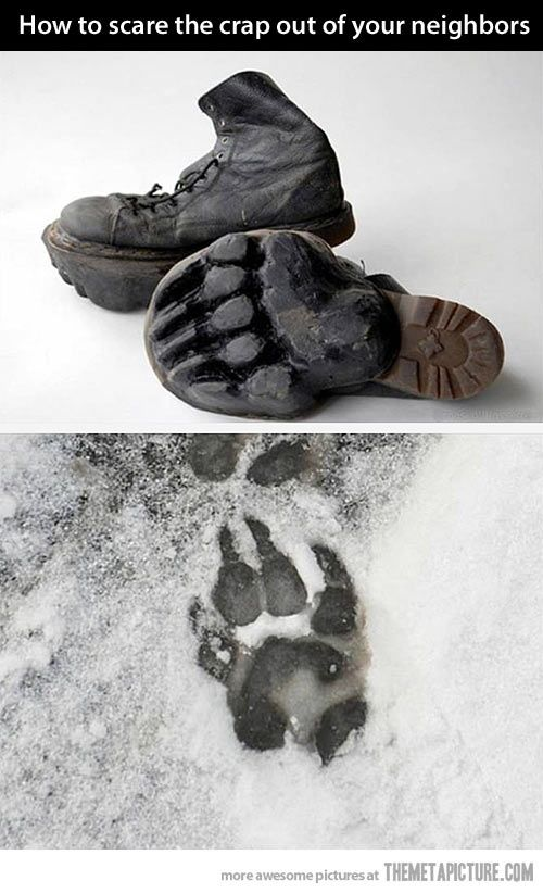 How to scare your neighbors… I'll take a pair of these