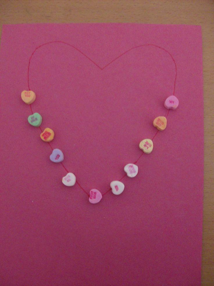 Cute and easy preschool craft