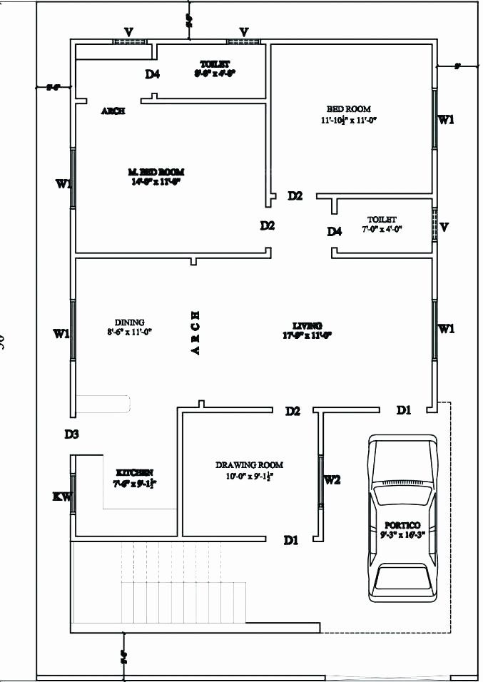 1200 Sq Foot House Plans New 1200 Square Feet House Plan Etqgeneratorfo 1200sq Ft House Plans Indian House Plans Basement House Plans