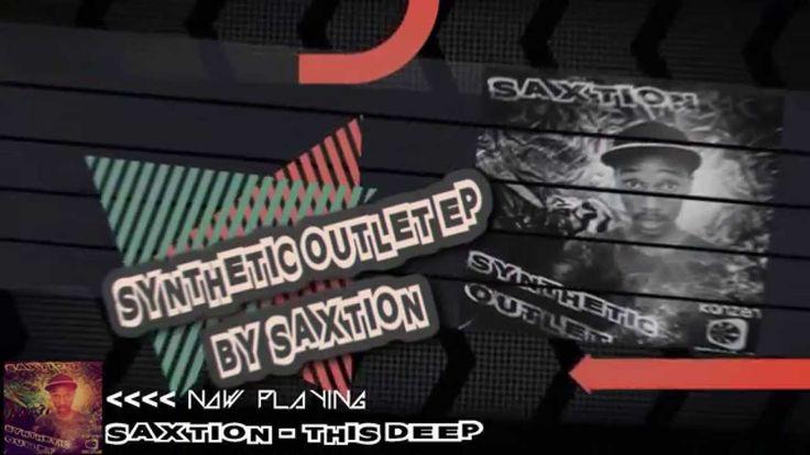 Saxtion - This Deep