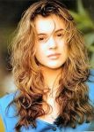 """Alyssa Milano - aka """"Samantha Micelli"""" from Who's the Boss? (1984-1992)… first crush on a girl my own age..."""