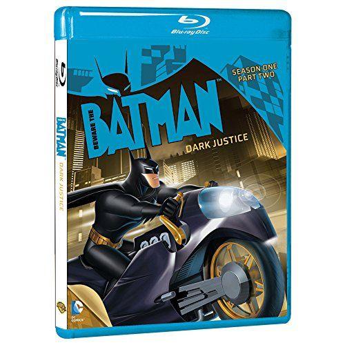 Beware the Batman: Dark Justice Season 1 Part 2 [Blu-ray] @ niftywarehouse.com #NiftyWarehouse #Batman #DC #Comics #ComicBooks