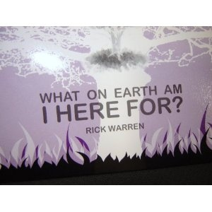 Thai Languge version: What on Earth I'm here for? by Rick Warren        $28.99