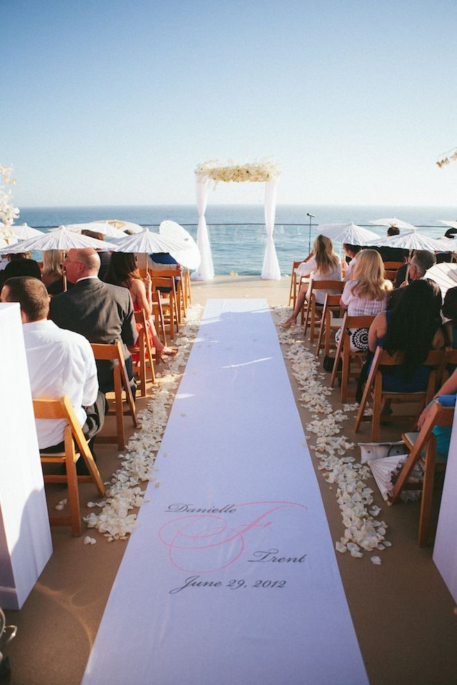 small intimate weddings southern california%0A Laguna Beach u    s Surf  u     Sand Resort   Real Weddings   California Wedding Day  magazine