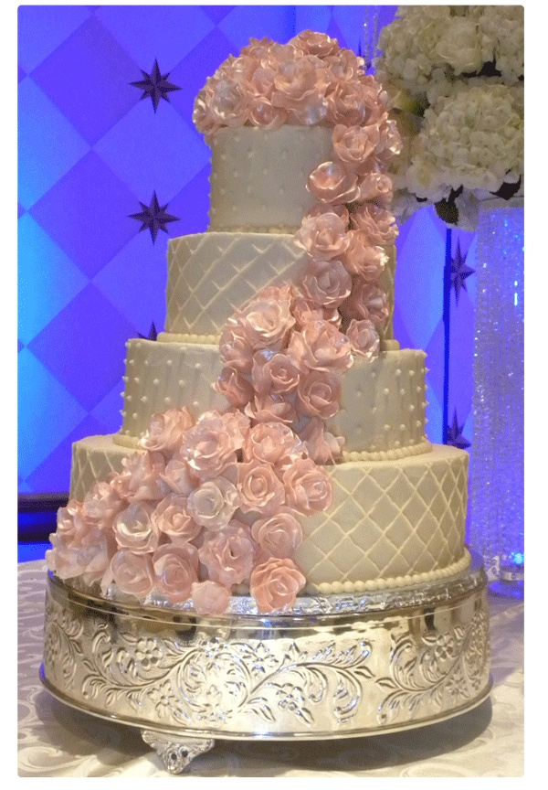 elegant wedding cake future mrs carter pinterest wedding