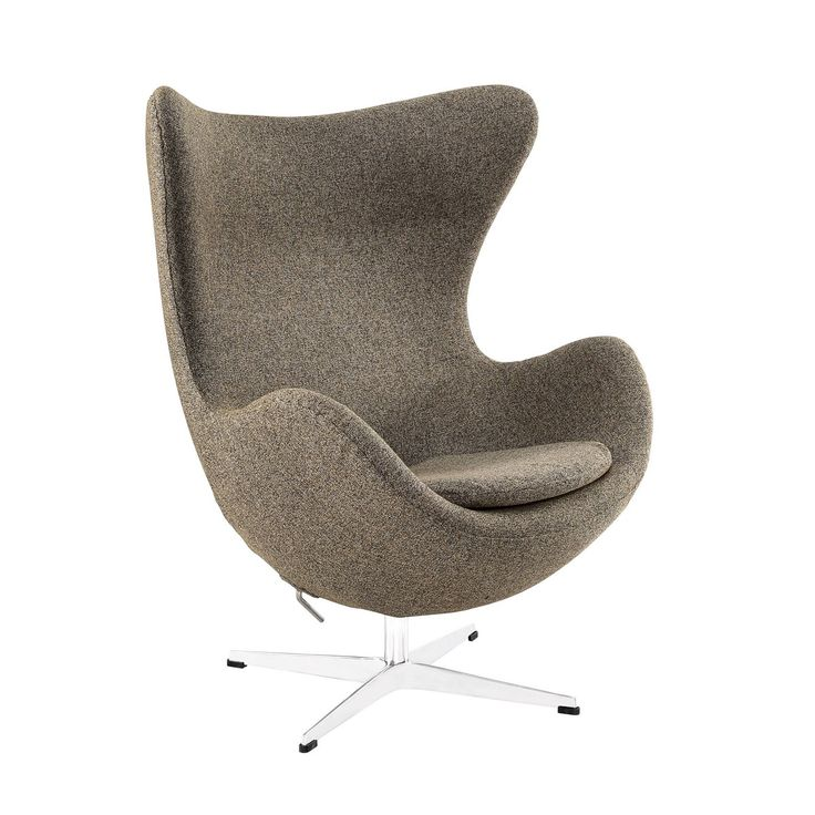 The Wool Cell Chair makes a bold statement in any room. Made from a molded ...