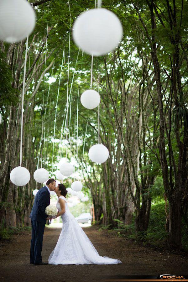 Decoraci n bodas matrimonios y ceremonias campestres - Decoraciones para bodas sencillas ...