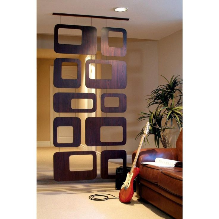 Square Electrical Style Hanging Room Dividers For
