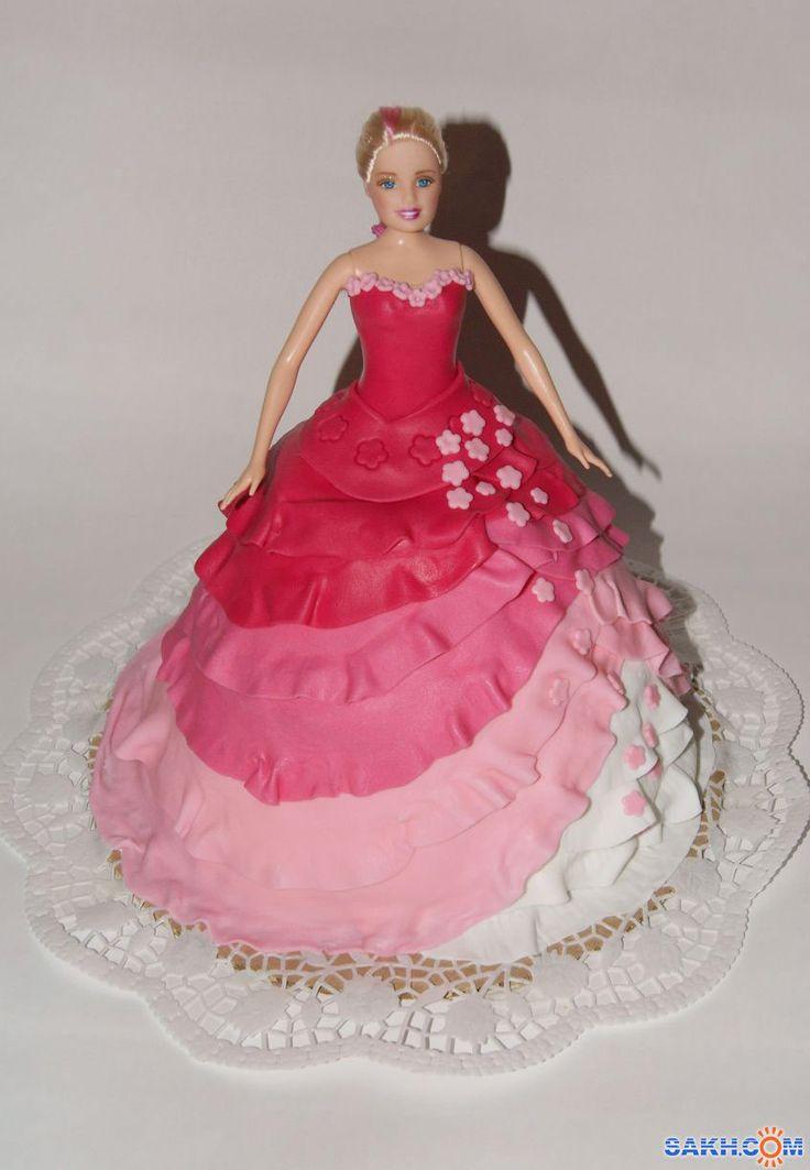Kuchen mit fondant prinzessin  Appetitlich FotoBlog fr Sie