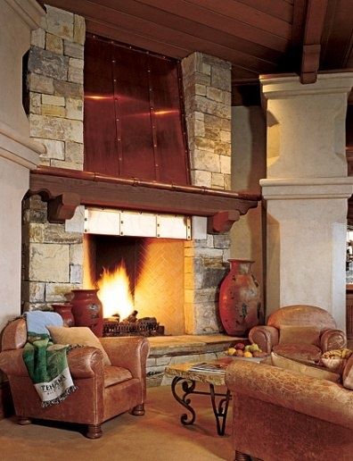 Best 25 ranch style decor ideas on pinterest ranch - Ranch house living room decorating ideas ...