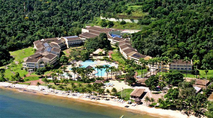 A PRÓXIMA VIAGEM :. Vila Galé Eco Resort Angra .. Mergulho entre o mar e a mata atlântica