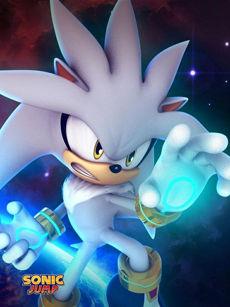 84 best Silver the Hedgehog images on Pinterest | Hedgehog ...