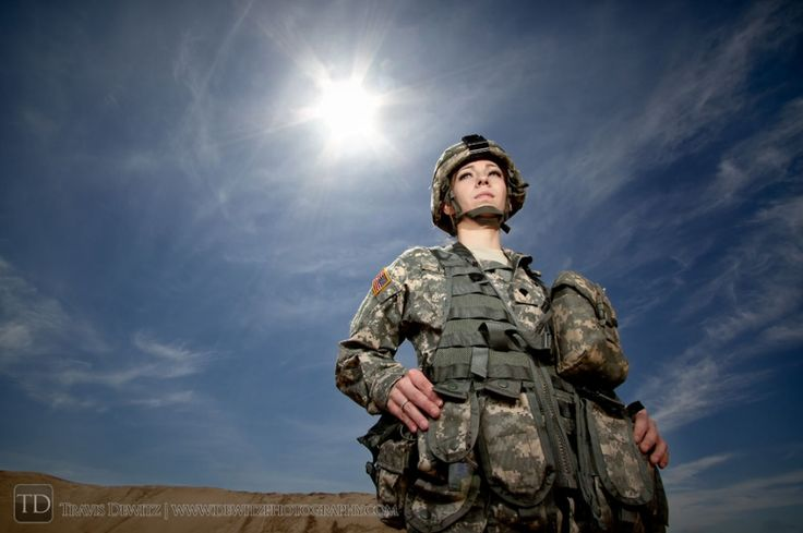 Female Empowerment | United States Army Soldier