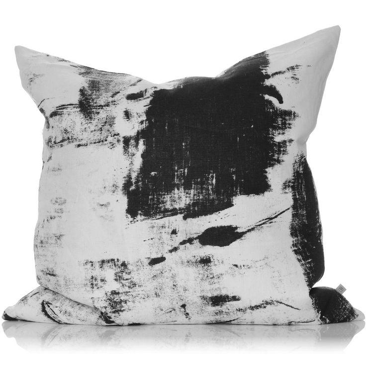 mercury large linen cushion $149