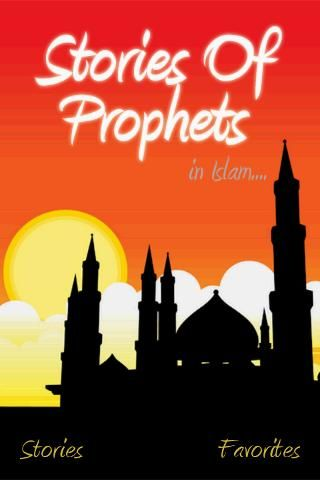 Stories of Prophets in Islam is a collection of 29 stories. It start's with the Story of Adam(pbuh) to the story of last and final prophet Muhammad(pbuh). Download it here: https://play.google.com/store/apps/details?id=com.CGlance.prophets