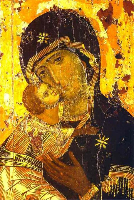 Mary becomes Mother of God: The year 431 A.D. was a momentous one in the history of the Queen of Heaven.  That's the year the church fathers, meeting in Ephesus in modern day Turkey,  officially de...