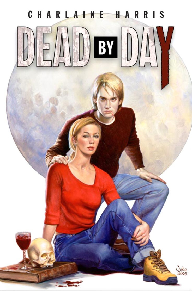 Dead By Day  Sookie Stackhouse Is A Smart, Savvy Waitress In A Small  Southern