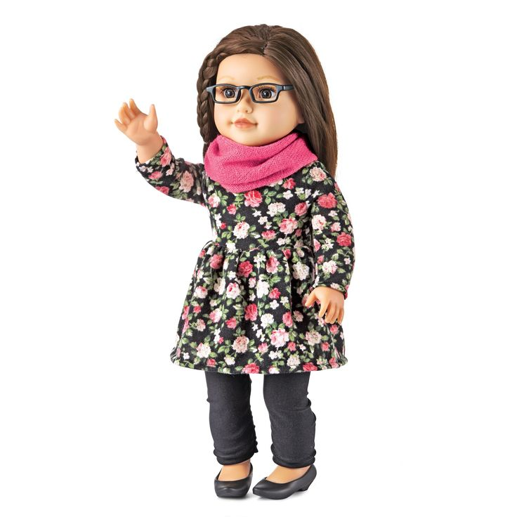 "Newberry(TM/MC) 18"" Doll - Jacquie #SearsWishlist"