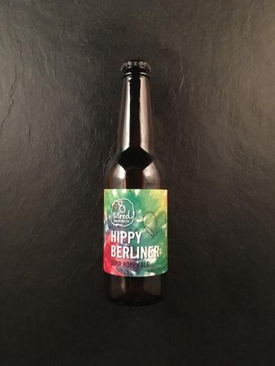 8 Wired-Hippy Berliner-Sour / Wild / Fruit @ Beer Republic • Order it / Buy it / Bestel het / Kauf es / Achete . Amerikaans • Canadees • Nieuw Zeelands bier bestellen online. Buy American • Canadian • New Zealand beer online. Online bier coffin. Acheter bierre online.